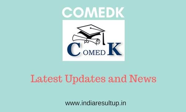 comedk logo