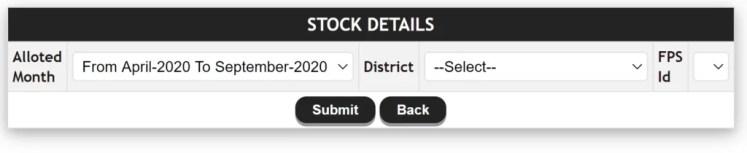 FPS Stock Details