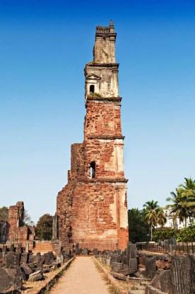 Augustine ruins