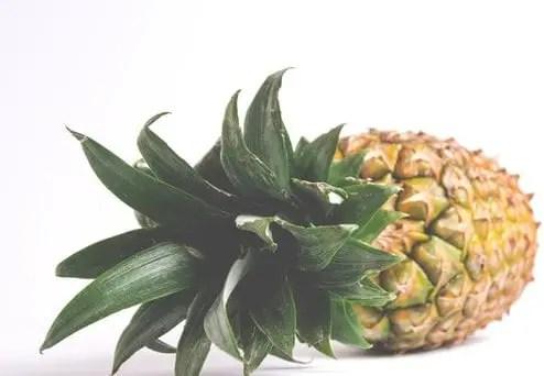 Pineapple fruits name