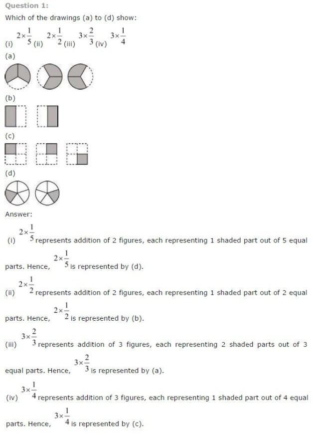 NCERT Solutions For Class 7 Maths Chapter 2 : All Questions Solved