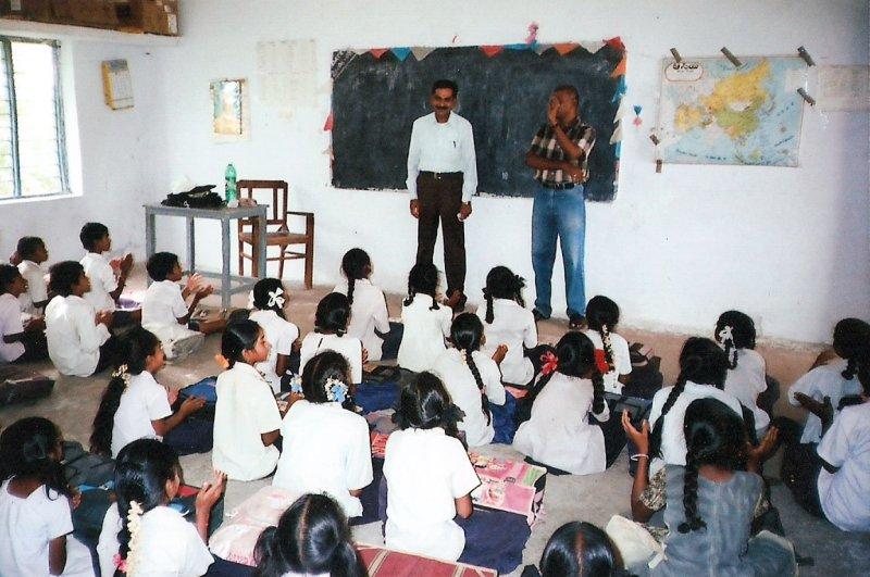 India Sudar Learning Center, Ramannapalli Z.P. High School, Ramannapalli Village, Chennur Mandal, Kadapa District – 516 161, Andhra Pradesh.