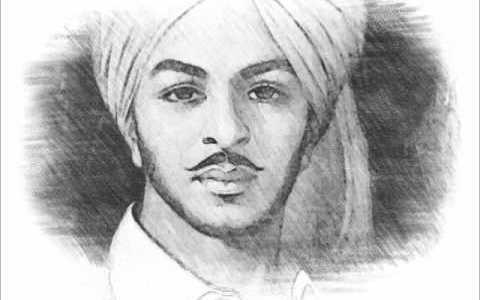 freedom fighters bhagat singh
