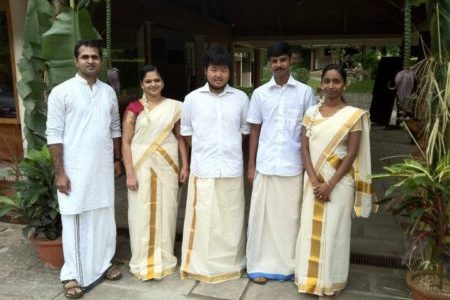 kerala traditional costumes