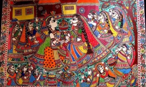 madhubani-paintings