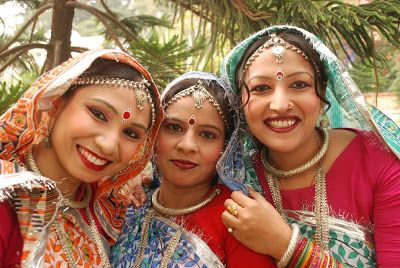 Bihar Traditional Costumes, Indian Heritage and Culture