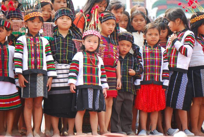Mizoram Traditional Costumes, Cultural Unity in India