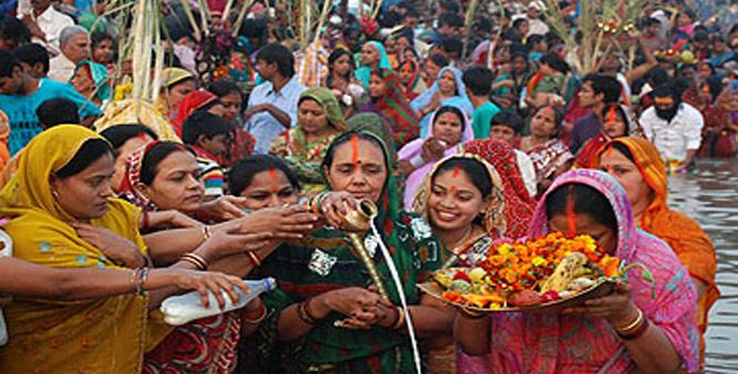Bihar Festivals - Colorful and Rich Culture - India the Destiny
