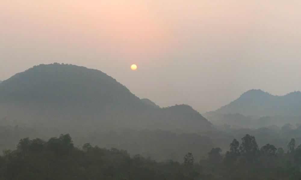 Kambalakonda Eco Park / Wildlife Sanctuary, Visakhapatnam