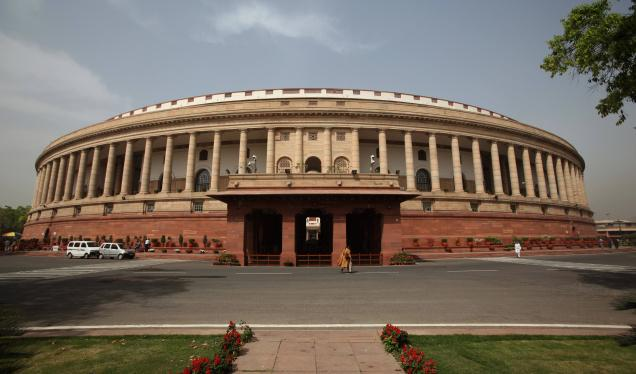 Image result for indian parliament house inside