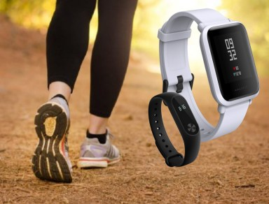 Why your grandma hates wearing fitness band in the park