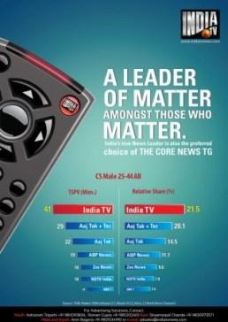 India TV 28
