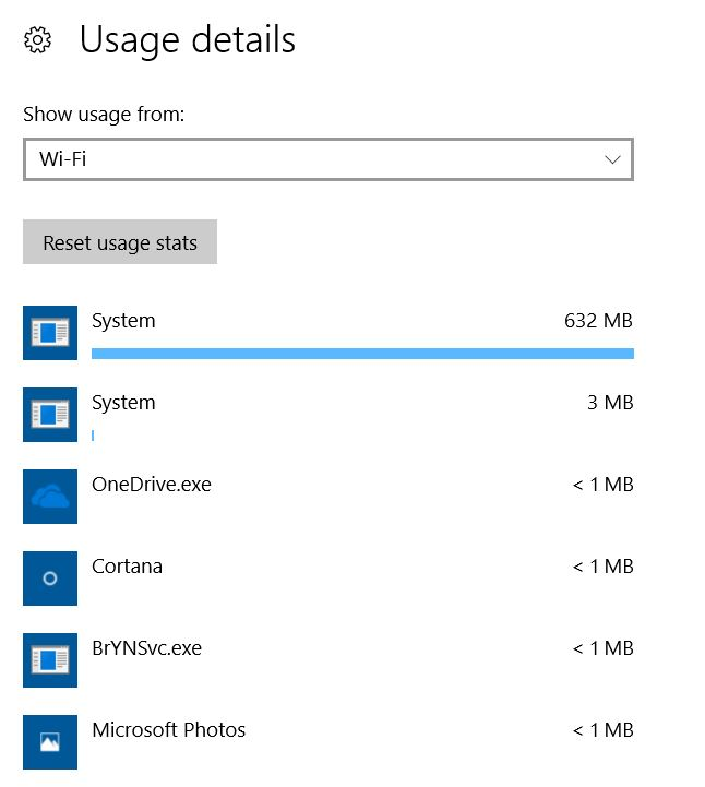 How to Stop System data High usage in Windows 10 – Stop Backgrounds Data Process