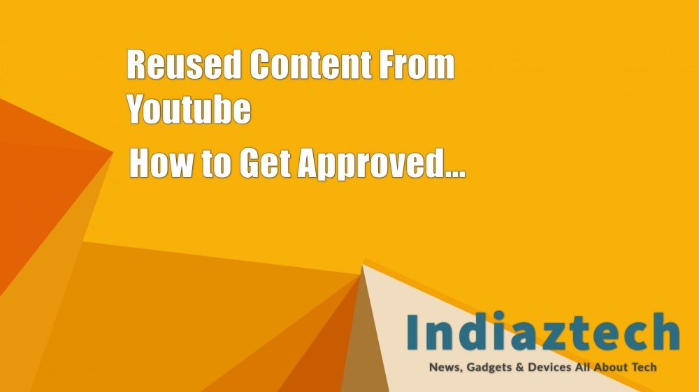reused content youtube policy monetization