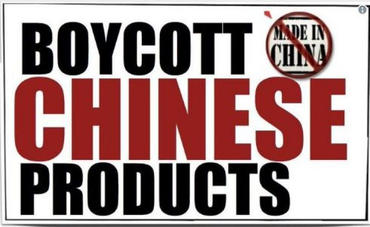 Boycott Chinese products? China Position in India & USA Market 2020