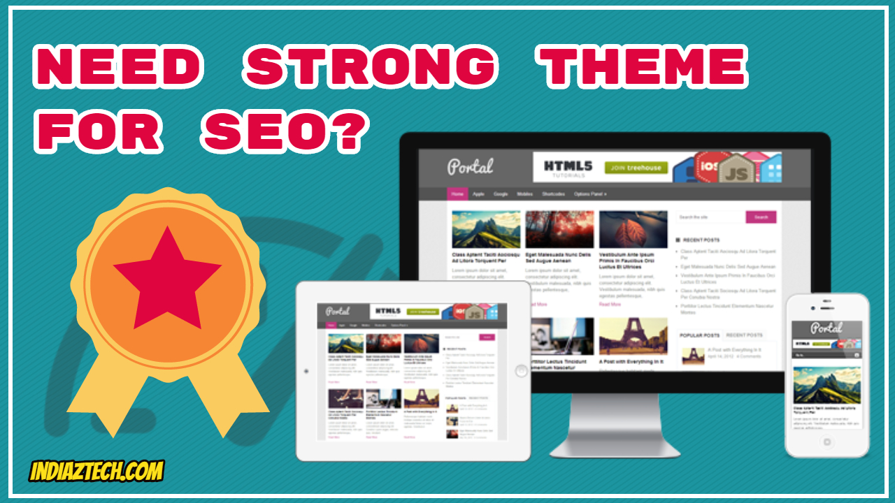 How to choose the best WordPress theme for SEO and its recommendations!