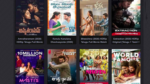Movierulz Telugu Movies Free Download 2020