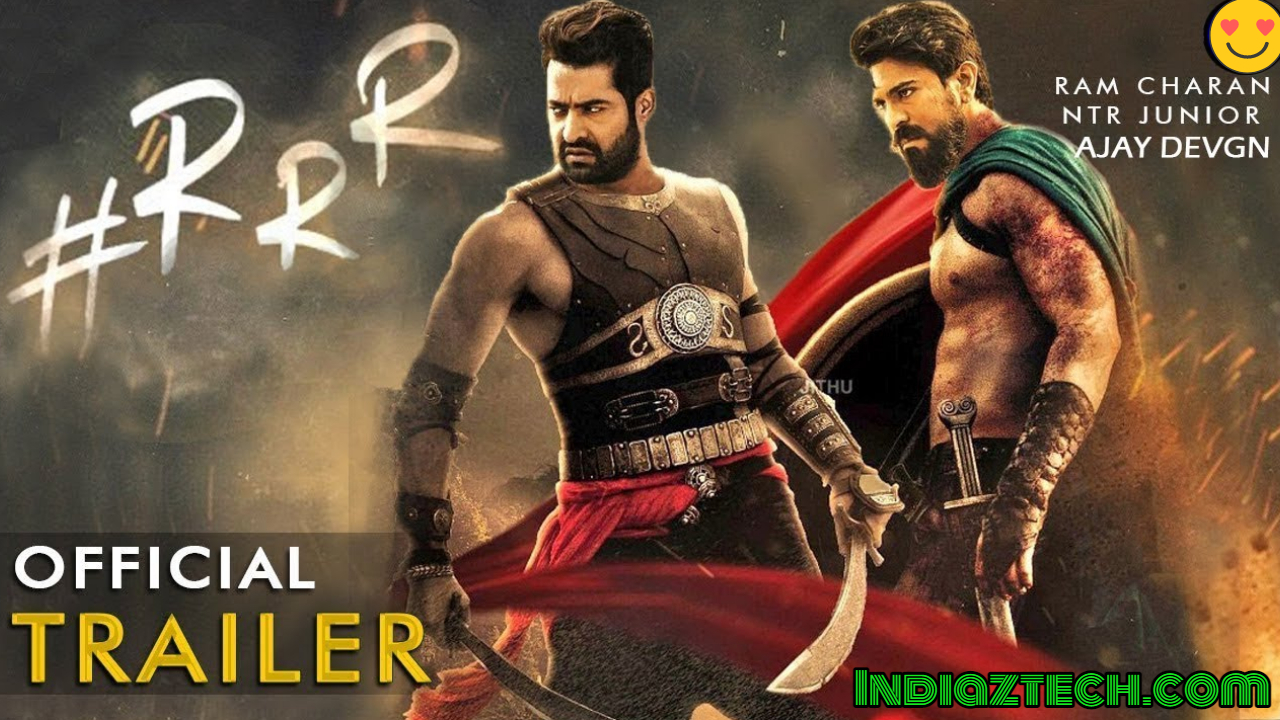 RRR south movie hindi dubbed download