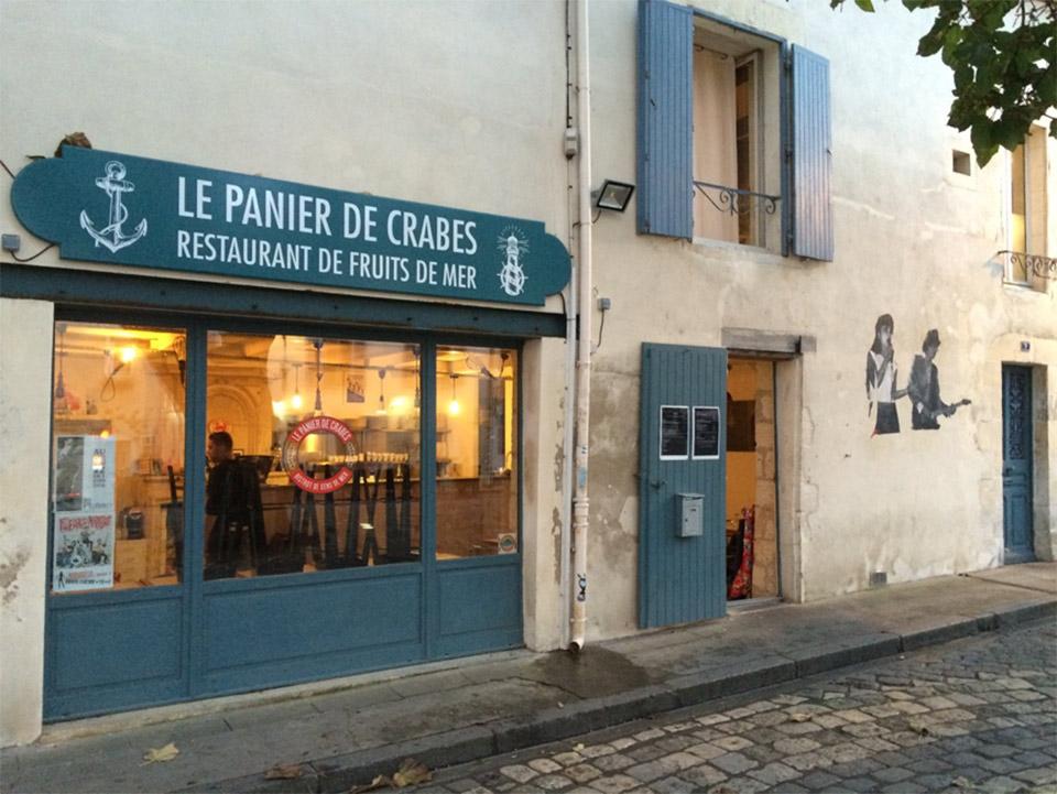 Le Panier de Crabes La Rochelle