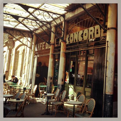 Toulouse Café de la Concorde