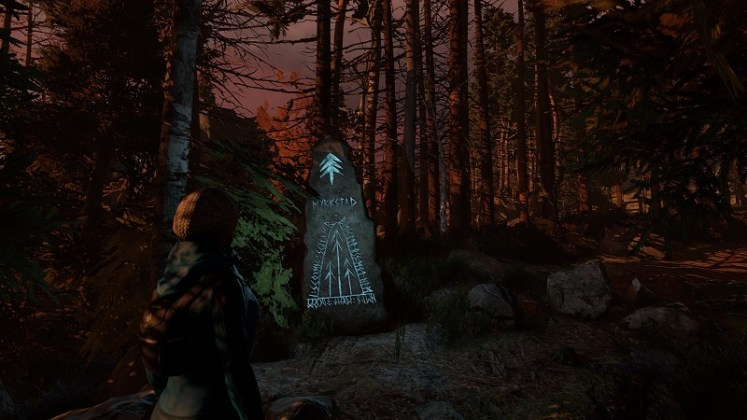 Through the Woods Screenshot