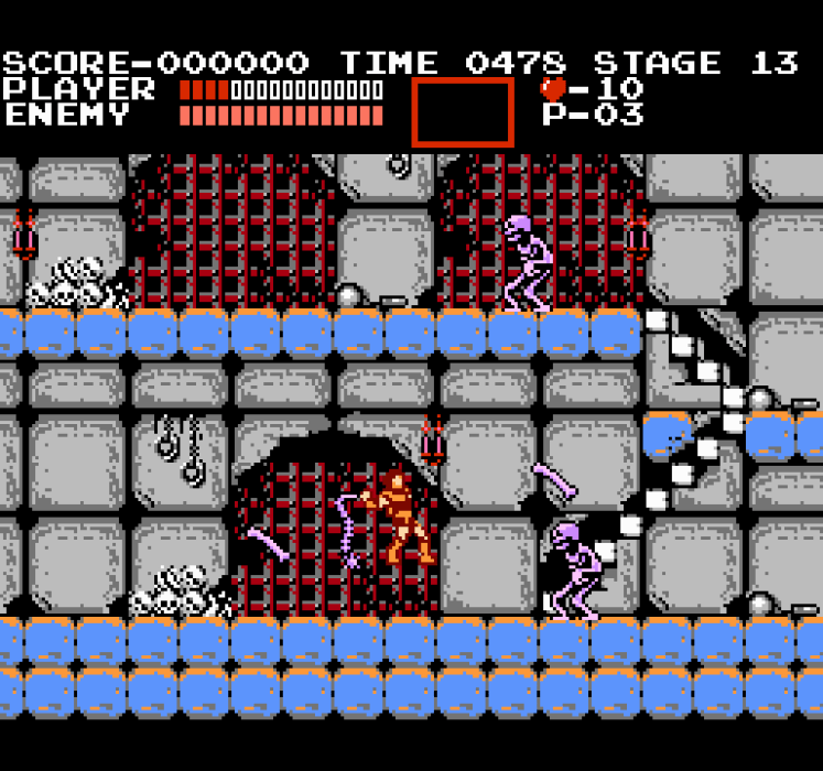 Things I Don't Miss in Retro Videogames - Castlevania