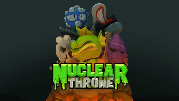 GDC Relief Fun Bundle - Nuclear Throne