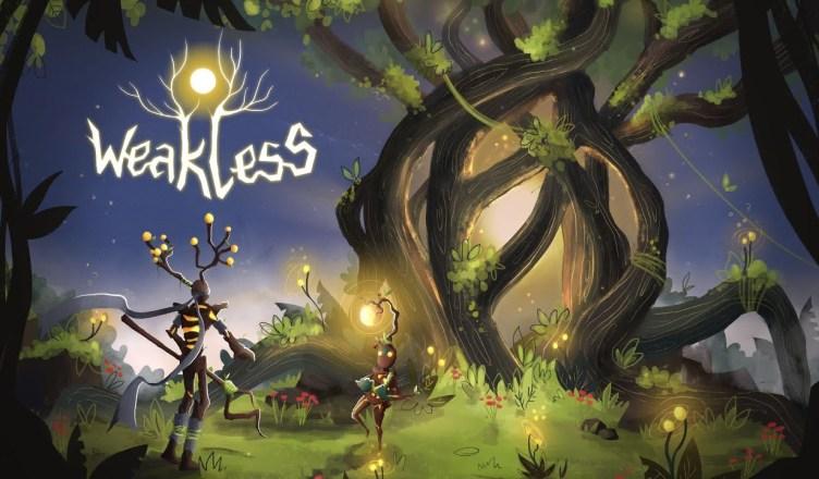Weakless Key Art