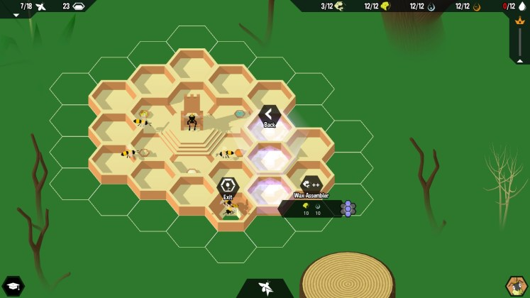 A new hive in Hive Time