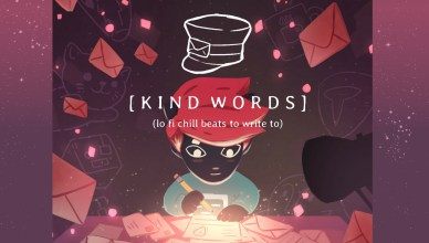 Kind Words - Key Art