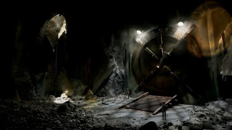 Trüberbrook Screenshot - Millenium Corporation Mine Vault