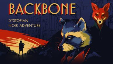 Backbone - Key Art
