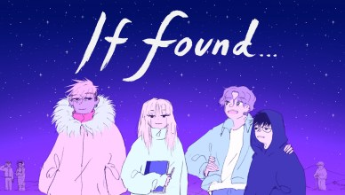If Found - Key Art