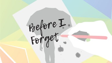Before I Forget - Featured Image