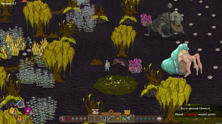 Artificer: Science of Magic Screenshot - Fantastic Flora and Fauna