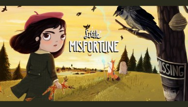 Little Misfortune - Key Art
