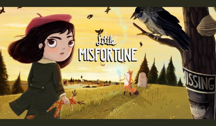 Little Misfortune - Key Art