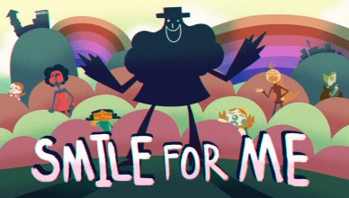 Smile for Me - Key Art