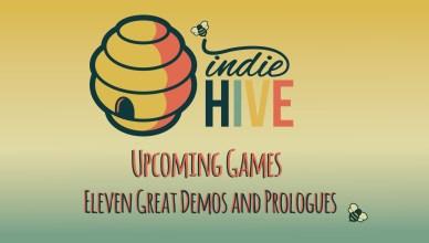 Upcoming Games - 11 Prologues and Demos