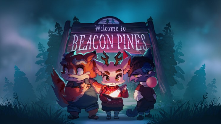 LudoNarraCon 2021 Demos -Beacon Pines - Key Art