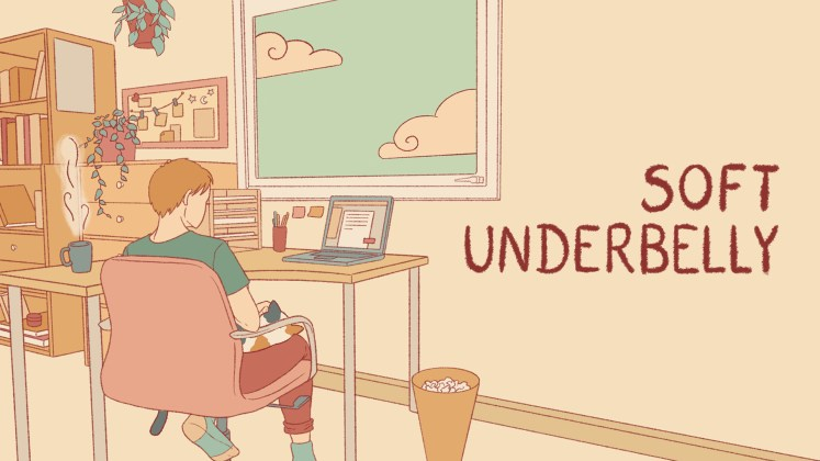 Soft Underbelly Key Art - Games for Self Care