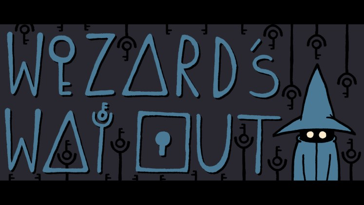 Five Free Short Games on itch.io - Wizard's Way Out