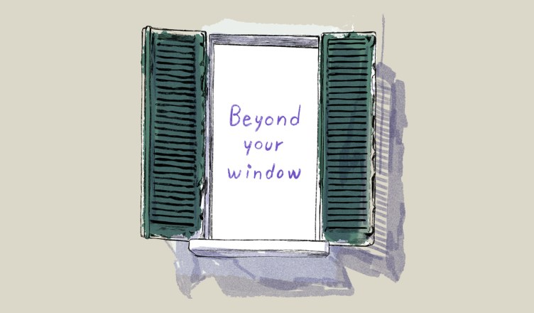Beyond Your Window- Featured Image
