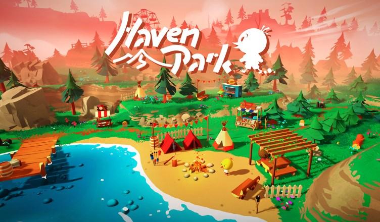 Haven Park - Key Art and Logo