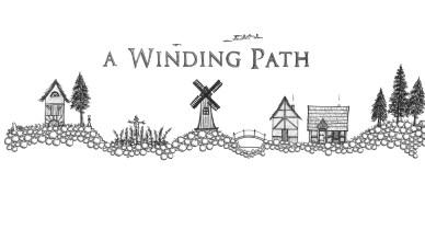 A Winding Path - Key Art