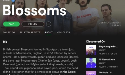 How to Write the Perfect Spotify Artist Profile