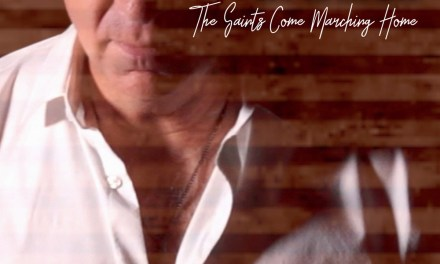 """""""America (The Saints Come Marching Home"""" Is Indie Music Veteran John Vento's New Single"""