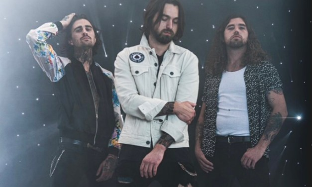 Hard Rockers 'Them Evils' Turns It Up A Gear In Latest Single 'OVRDRVE'