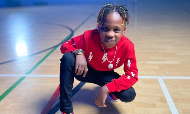9-Year-Old Rap Phenomenon Rocco Tokyo Turns His Swag On  In Uplifting New Video 'Drip Bop' And Is Ready To Go Viral