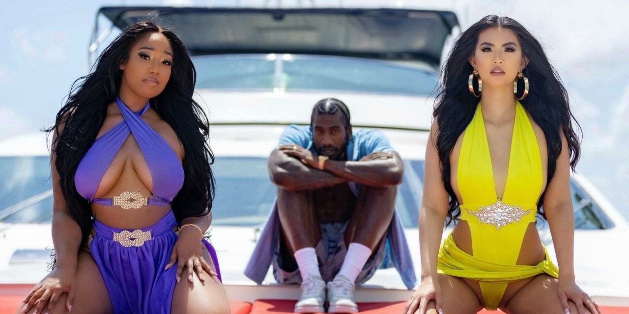 """Best Friend Music Duo Officially PM release new summer hit """"CHECK ON IY T (ft. Iman)"""